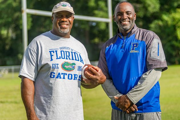 John L. Williams and Willie Fells are two athletes who left their mark on Putnam County.