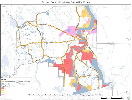 Mandatory evacuation issued for parts of county | Palatka