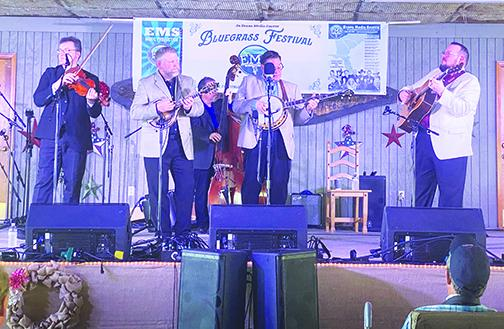 The annual Spring Palatka Bluegrass Festival takes place at Rodeheaver Boys Ranch.
