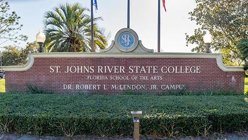 St. Johns River State College in Palatka