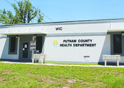 The Florida Department of Health in Putnam County