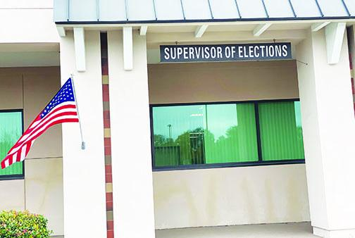 The Putnam County Supervisor of Elections Office