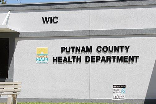 The State Department of Health in Putnam County