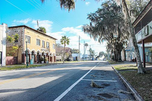Central Avenue, the site of numerous Crescent City businesses, could see growth if the area is provided access to broadband internet services.