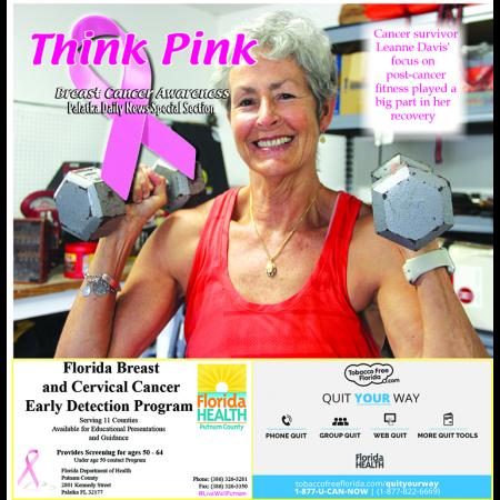 Think Pink Breast Cancer 103020