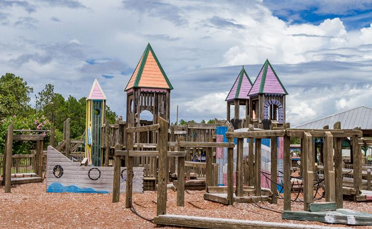 The same playground equipment has been at Project P.L.A.Y. for almost 20 years, so county officials have issued requests for proposals to renovate the park at the John Theobold Sports Complex.