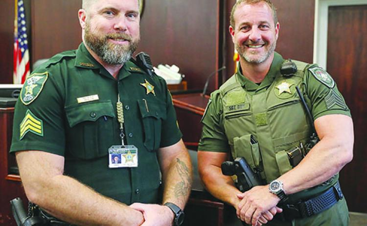 Putnam County Sheriff's Office patrol deputies will get new uniforms to help them better perform their duties.