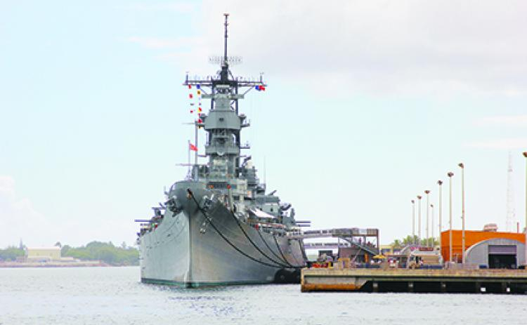 Pearl Harbor remembrances will take place this weekend.