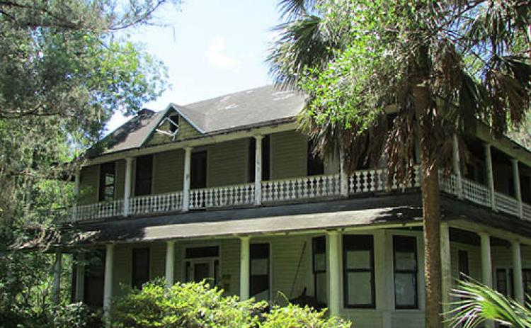 Often referred to as the Moseley-Wood House, the house at 2200 St. Johns Ave. was built around 1875.