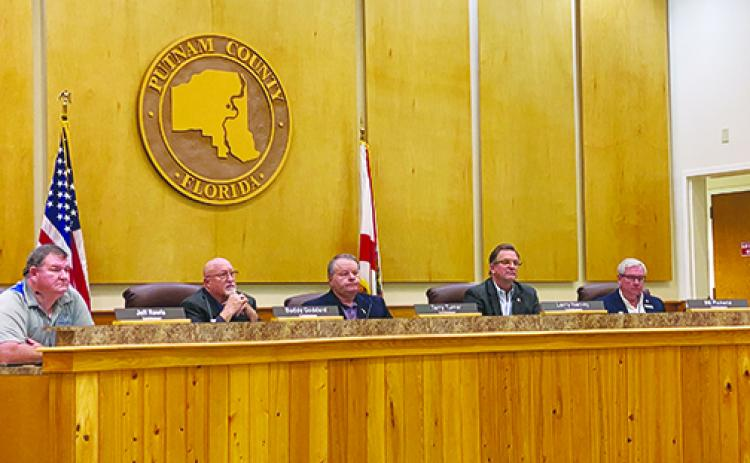 The Board of County Commissioners