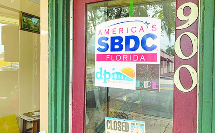 The Small Business Development Center, 900 St. Johns Ave. in Palatka, assists local businesses and people considering opening a business.