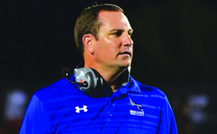 Patrick Turner coached Menendez High School's football team from 2013-17. He is now Palatka's seventh head coach since Jim McCool retired after 21 seasons in June 2004. (Submitted photo)