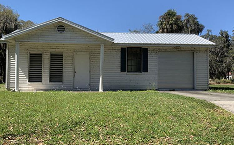 The city of Palatka's lift station on First and Madison streets, near the Bronson-Mulholland House, may receive state funds to upgrade its generator.